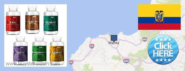 Where to Buy Steroids online Manta, Ecuador