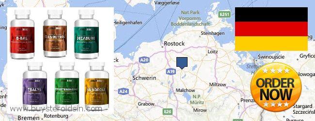 Where to Buy Steroids online Mecklenburg-Vorpommern, Germany