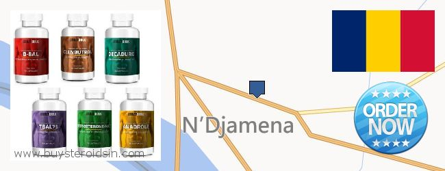 Where to Buy Steroids online N'Djamena, Chad