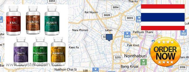 Where to Buy Steroids online Nonthaburi, Thailand