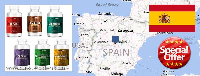 Where to Buy Steroids online Pais Vasco (Basque County), Spain