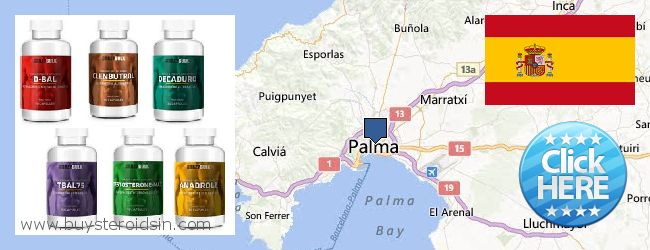 Where to Buy Steroids online Palma de Mallorca, Spain
