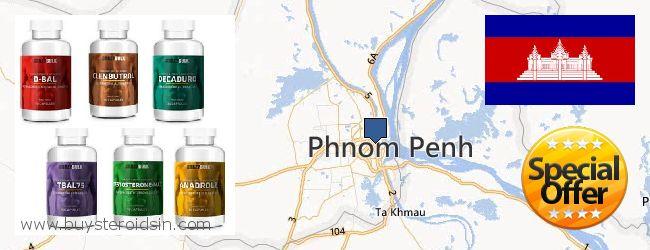 Where to Buy Steroids online Phnom Penh, Cambodia