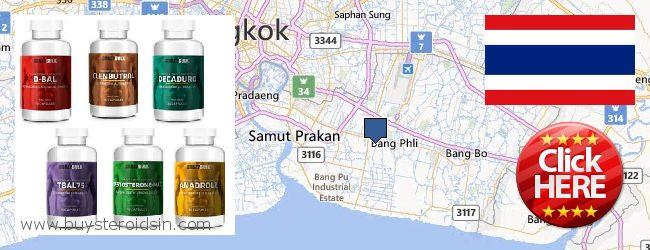 Where to Buy Steroids online Samut Prakan, Thailand