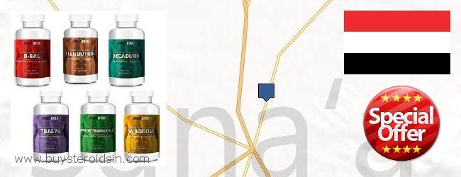 Where to Buy Steroids online Sana'a, Yemen