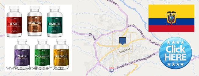 Where to Buy Steroids online Santo Domingo de los Colorados, Ecuador