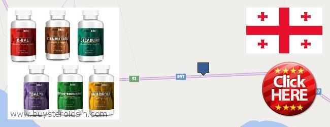Where to Buy Steroids online Sokhumi, Georgia