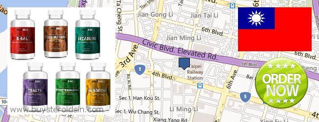 Where to Buy Steroids online Taipei, Taiwan