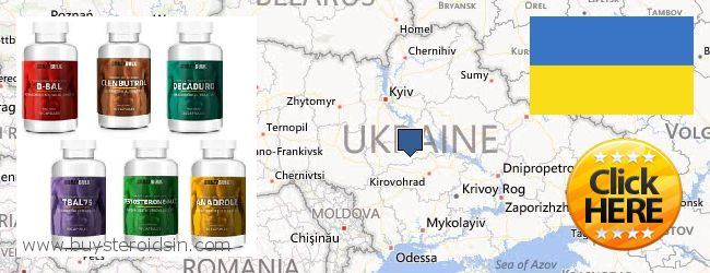 Where to Buy Steroids online Ukraine