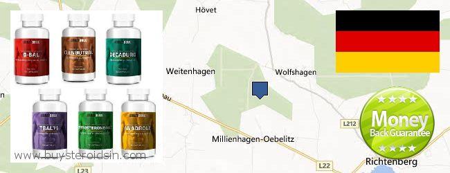 Where to Buy Steroids online (-Western Pomerania), Germany