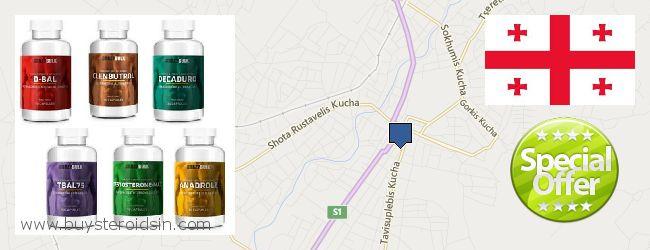 Where to Buy Steroids online Zugdidi, Georgia