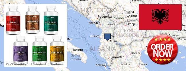 Var kan man köpa Steroids nätet Albania