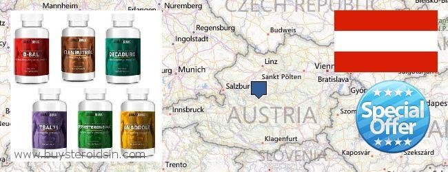 Var kan man köpa Steroids nätet Austria