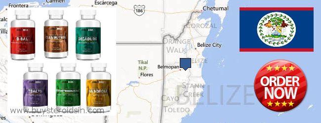 Var kan man köpa Steroids nätet Belize