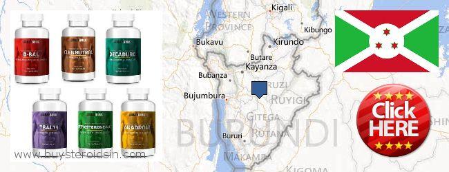 Var kan man köpa Steroids nätet Burundi