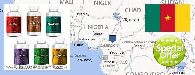 Var kan man köpa Steroids nätet Cameroon