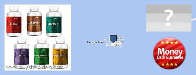 Var kan man köpa Steroids nätet Cayman Islands