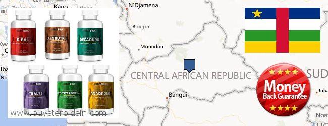 Var kan man köpa Steroids nätet Central African Republic