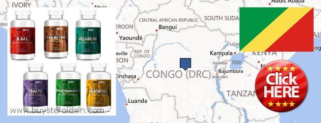Var kan man köpa Steroids nätet Congo