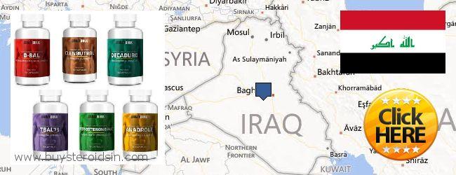 Var kan man köpa Steroids nätet Iraq