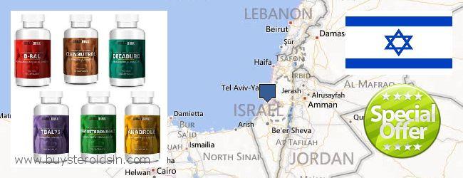 Var kan man köpa Steroids nätet Israel