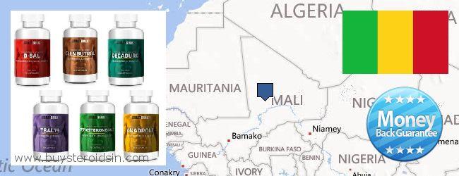 Var kan man köpa Steroids nätet Mali