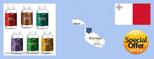 Var kan man köpa Steroids nätet Malta