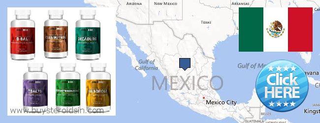 Var kan man köpa Steroids nätet Mexico