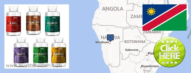 Var kan man köpa Steroids nätet Namibia