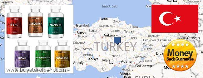 Var kan man köpa Steroids nätet Turkey