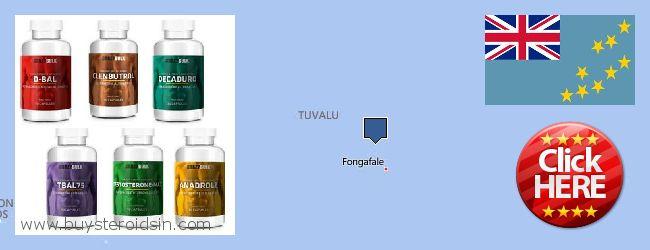 Var kan man köpa Steroids nätet Tuvalu
