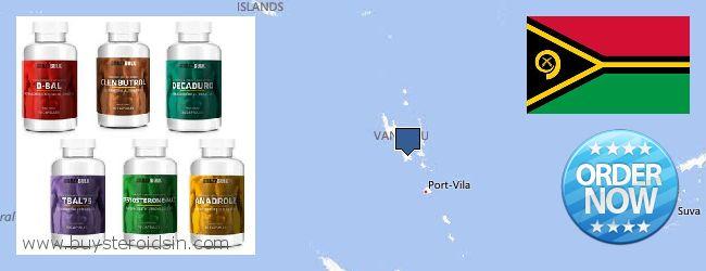 Var kan man köpa Steroids nätet Vanuatu