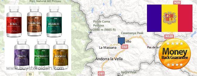 Wo kaufen Steroids online Andorra