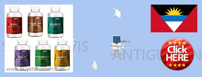 Wo kaufen Steroids online Antigua And Barbuda