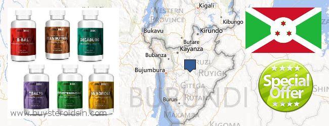 Wo kaufen Steroids online Burundi