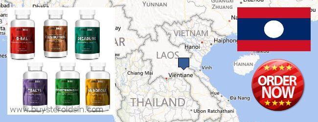 Wo kaufen Steroids online Laos