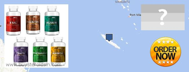Wo kaufen Steroids online New Caledonia
