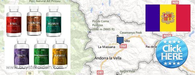Waar te koop Steroids online Andorra