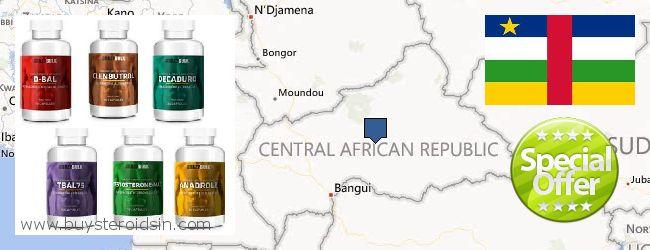 Waar te koop Steroids online Central African Republic