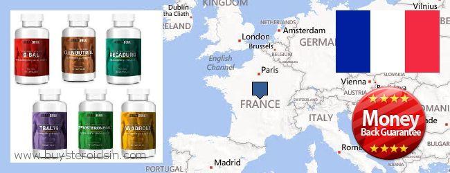 Waar te koop Steroids online France