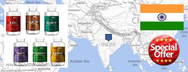 Waar te koop Steroids online India