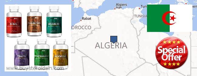 Nereden Alınır Steroids çevrimiçi Algeria