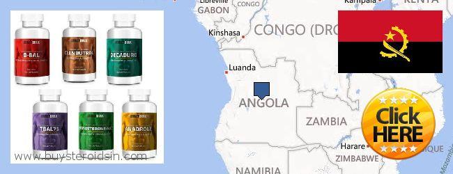 Nereden Alınır Steroids çevrimiçi Angola