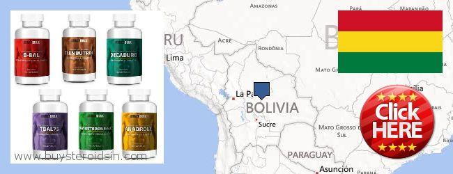 Nereden Alınır Steroids çevrimiçi Bolivia