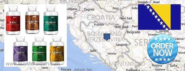Nereden Alınır Steroids çevrimiçi Bosnia And Herzegovina