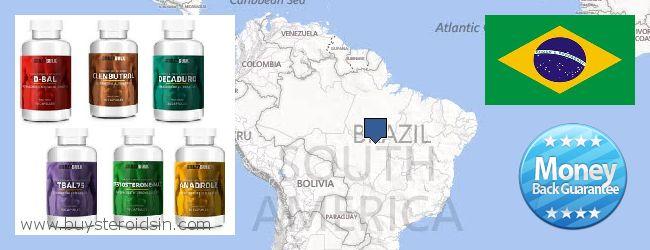 Nereden Alınır Steroids çevrimiçi Brazil