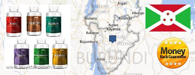 Nereden Alınır Steroids çevrimiçi Burundi