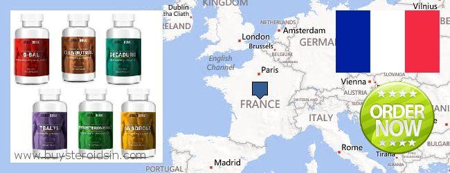 Nereden Alınır Steroids çevrimiçi France