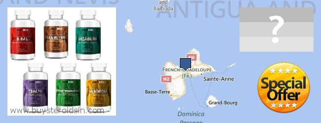 Nereden Alınır Steroids çevrimiçi Guadeloupe