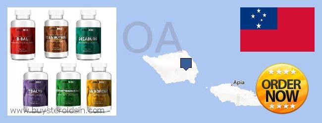 Nereden Alınır Steroids çevrimiçi Samoa